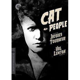 Cat People [DVD] USA import