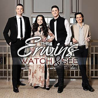 Erwins - Watch & See [CD] USA import
