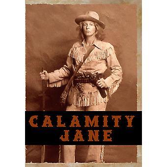 Calamity Jane [DVD] USA import