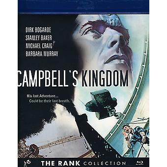 Campbell's Kingdom [BLU-RAY] USA import