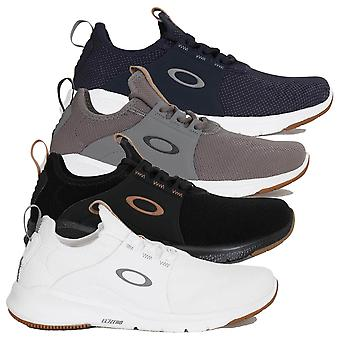 Oakley Mens 2020 Dry Slip On Mesh Cushioned Stretch Trainers