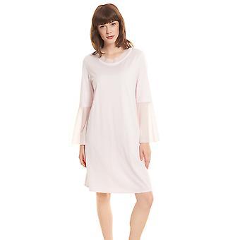 Féraud High Class 3201149-11577 Women's New Rose Cotton Nightdress