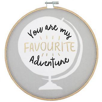משהו שונה אתה ההרפתקה האהובה עלי הרפתקה דקורטיבית