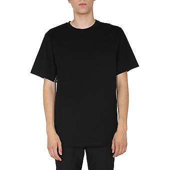 Stella Mccartney 601853smp851000 Heren's Zwart Katoen T-shirt