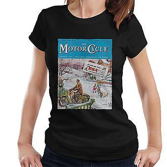 BSA The Motor Cycle Women's T-Shirt