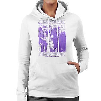 Friday Night Dinner Crimble Crumble Women's Hooded Sweatshirt