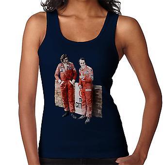Motorsport Images James Hunt & Niki Lauda South African GP 1976 Women's Vest