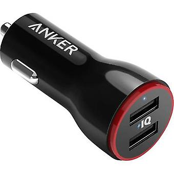 Anker PowerDrive2 Dual A2310G11 USB charger Car, HGV Max. output current 4800 mA 2 x USB