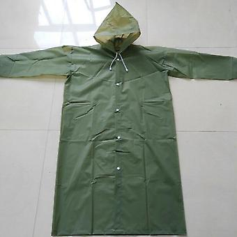 Men Women Waterproof Jacket Rain Wear
