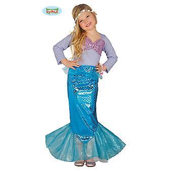 Zeemeermin kostuum sirene zeemeermin kinderen