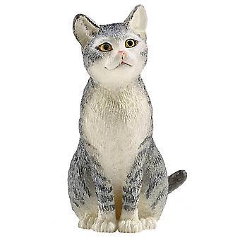 Schleich - Sittande Katt