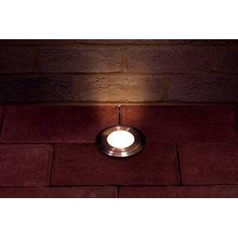 Outdoor LED Ground Uplight IP67 290LM 4.5W 3000K 35 degree Beam Angle
