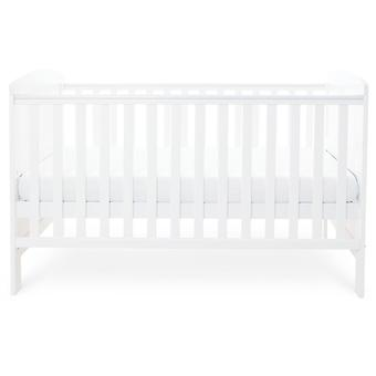 Babyhoot Coleby Lit Cot & Pocket Sprung Matelas