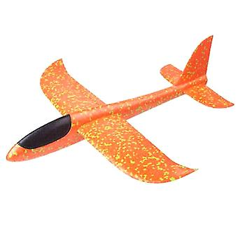 Hand Throw Flying Glider Planes Toys For Children Foam Aeroplane Model Party Bag Fillers Flying Plane Toys