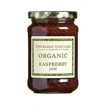 Thursday Cottage - Organic Raspberry Jam 340g
