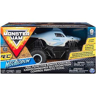 Monster Jam RC Megalodon 1:24 Scale Truck