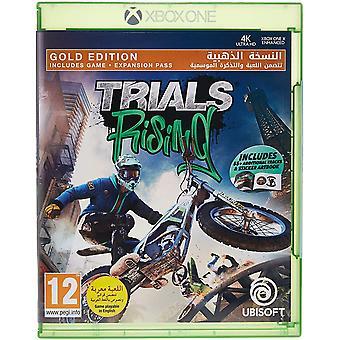 Trials Rising - Gold Edition Xbox One Game (Engels/Arabisch Vak)