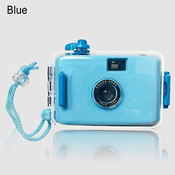 Retro Film Waterproof Cute Kid's Camera