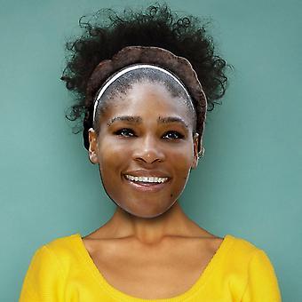 Mask-arade Serena Williams Party Maske