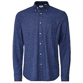 Hartford Regular Fit Flannel Gingham Pal Shirt