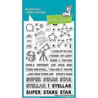 Francobolli chiari fawn da prato - Super Star