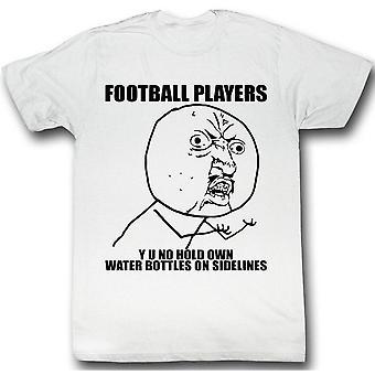 Y U No Free Hand T-shirt