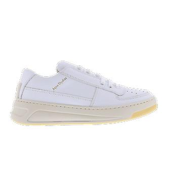 Acne Studios Steffey Lace Up White AD0257ANC shoe