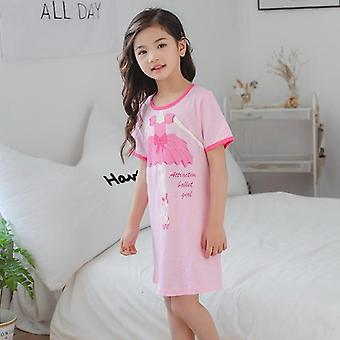 Unicorn Nightdress, Pyjamas Kläder Sleepwear Set-1