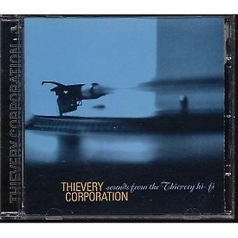 Thievery Corporation - Sounds From The Thievery HiFi CD