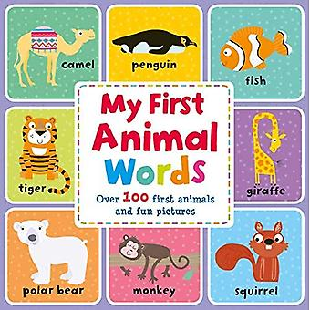 My First Animal Words [Board book]