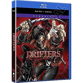 Drifters: Complete Series - Classic [Blu-ray] USA import