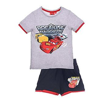 Jongens Disney Cars McQueen 2 delige Set T-shirt & broek OE1224