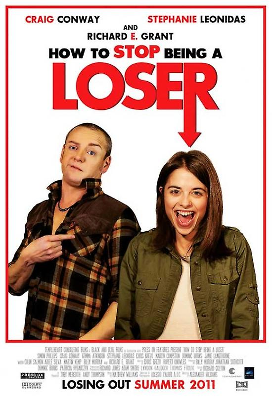How To Stop Being A Loser Movie Poster