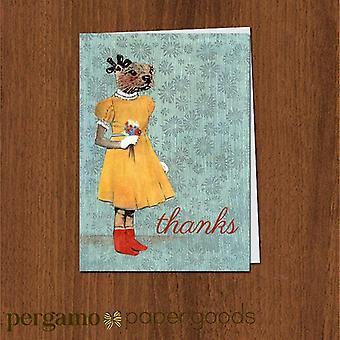 Thanks Otter Card