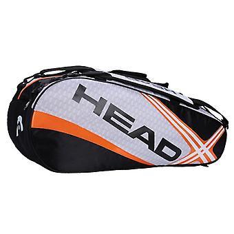 Mænd & apos;s tennistaske for ketsjere med sko, uddannelse og match