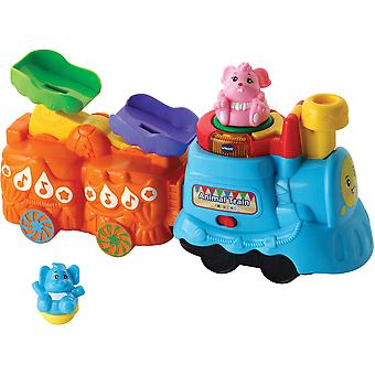 Vtech ZoomiZooz Animal Train (English Version)