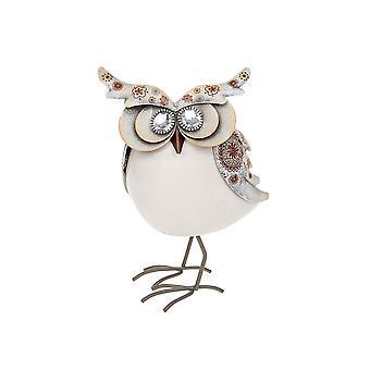 Joe Davies Country Art Owl Standing