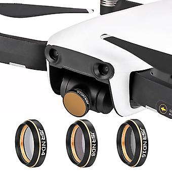 3 in 1 HD Drone  ND4 + ND8 + ND16 Lens Filter Kits for DJI MAVIC Air