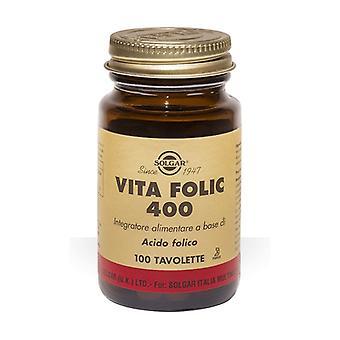 Fole levetid 400 100 tabletter
