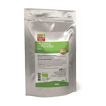 Organic Moringa Powder 100 g of powder