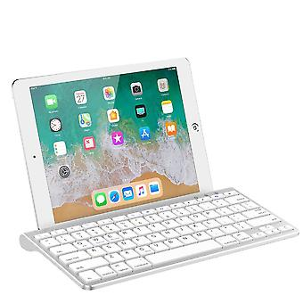 Ultra Slim Bluetooth 3.0 Wireless Mini Keyboard  (silver)