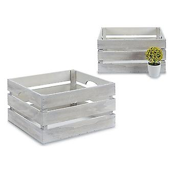 Storage Box White (36 x 18 x 26 cm)