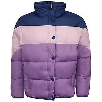 Hunter Original Womens Puffer Jacket Hooded Coat Multi WRO1245WAZ PPT