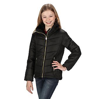 Regatta Mädchen Wrenley isoliert gesteppte Jacke Mantel
