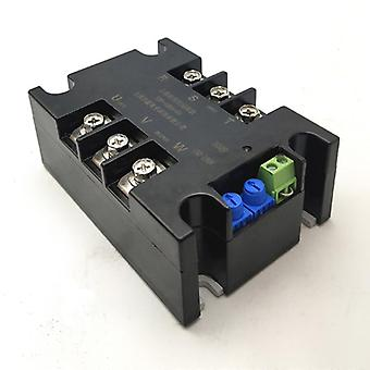 Moteur Soft Start Module Controller Stop Heat Sink With Three-phase