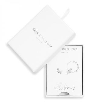 Joma Jewellery Treasure The Little Things Make Today Magical Earrings 3504
