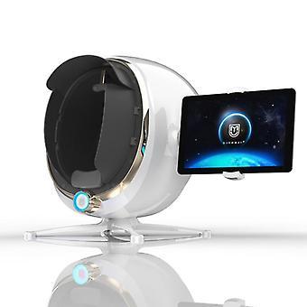 Máquina analizadora de piel de espejo mágico 3d, espejos de belleza cara y analizador de piel