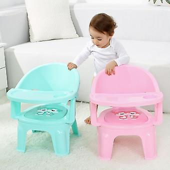 Children's Dining Chair, Called Chair With Plate Tray