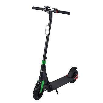 li-fe black 250w lithium electric scooter mv sports