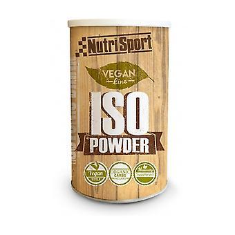 Vegan Iso Powder (Forest Fruit flavor) 490 g